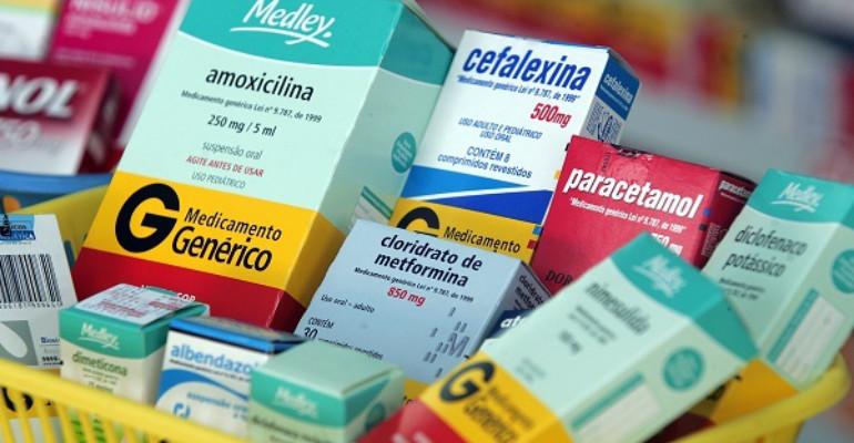 Anvisa registra novos medicamentos genéricos